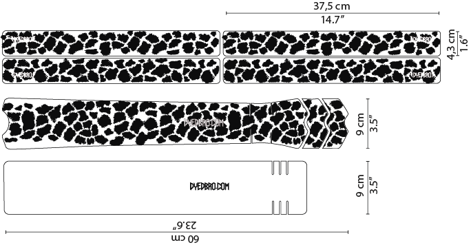 K Mack Animal Print vector