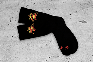 Arcade Socks by DYEDBRO unworn
