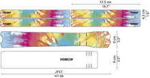 Load image into Gallery viewer, Tie Dye design by DYEDBRO Vector