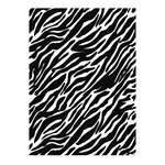 Zebra Black pattern