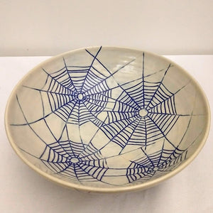 Spider Web Bowl
