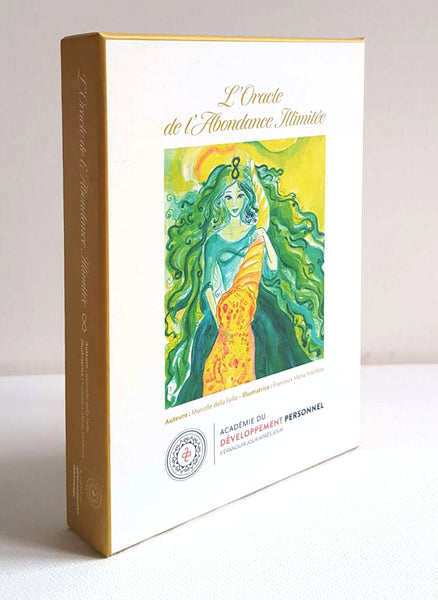Coffret Oracles de la Loi de l'Attraction
