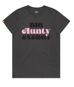 BIG AUNTY ENERGY TEE