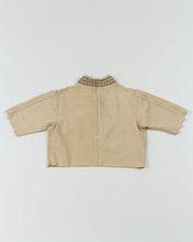 Load image into Gallery viewer, Cotton Linen Cropped Top
