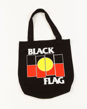 Load image into Gallery viewer, Black Flag Tote