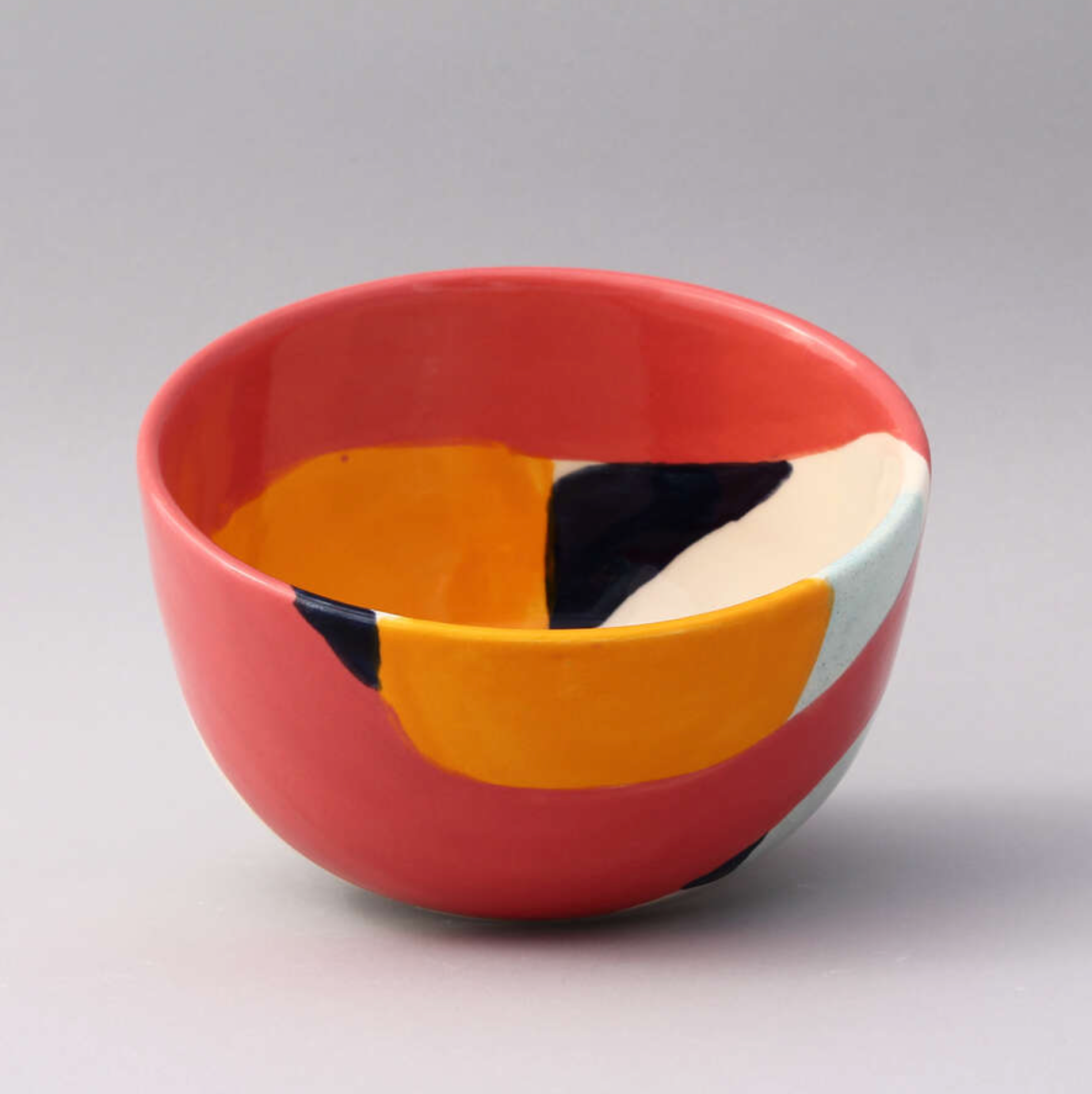 Orange Sun - Cereal Bowl