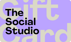The Social Studio Gift Card