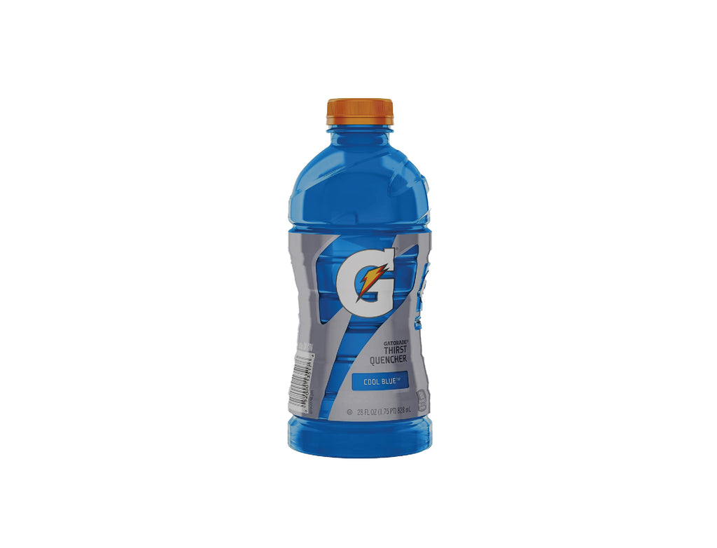 Gatorade Blue (20 fl oz/Bottle)