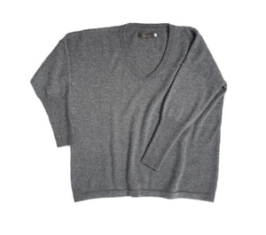 Ribbed Cuff Sweater