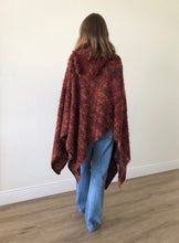 Load image into Gallery viewer, Asymmetrical Poncho