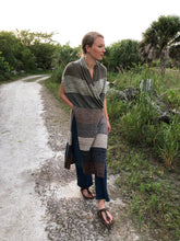 Load image into Gallery viewer, Cross Body Fall Tunic