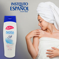 Instituto Español Avena Soft Bath & Shower 25.5 oz