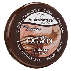 Andes Nature Baba De Caracol Cosmetic Cream, Collagen 5.1 Fl Oz / 150 ml.