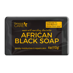 Personal Care Bar Soap - African Black - 4 Oz