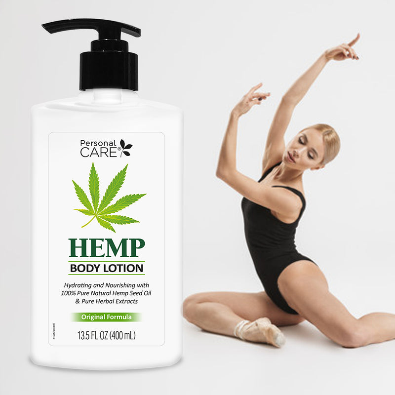 Personal Care Lotion - Hemp 13.5 oz.