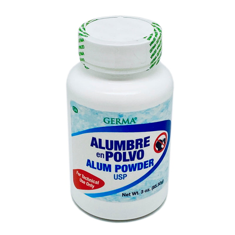 Germa Alum Powder / Alumbre en Polvo 3 Oz