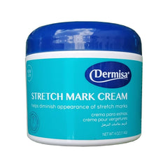 Dermisa Stretch Mark Cream 4 Oz / 114 g.