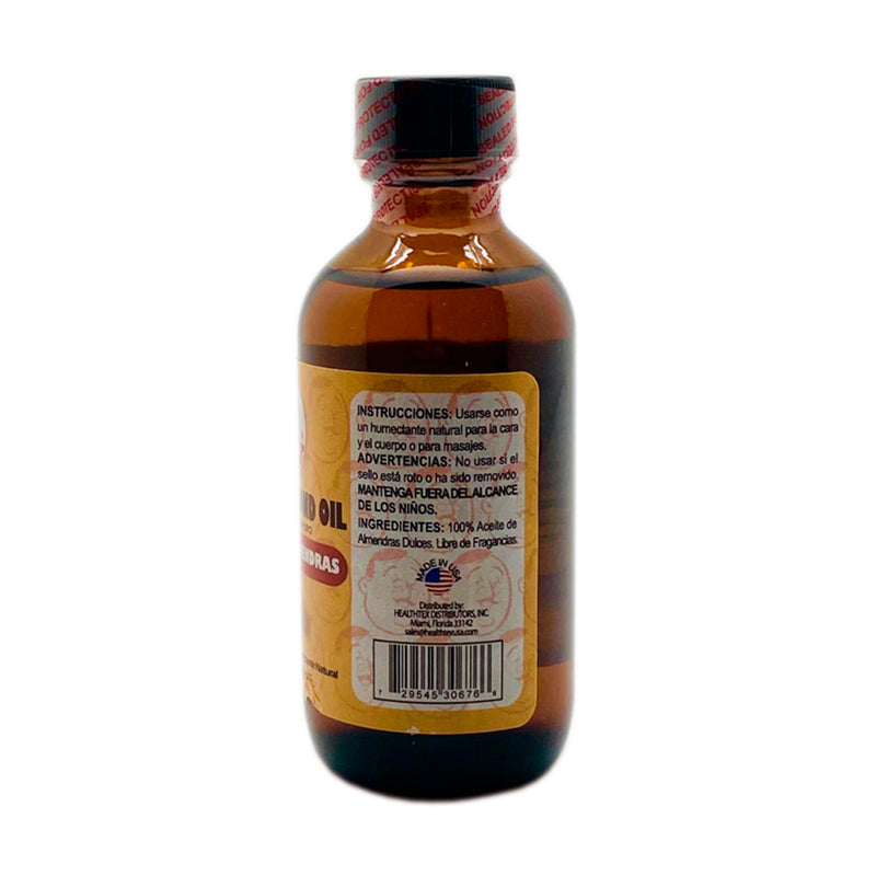 Dr Sana Almond Oil 2Oz