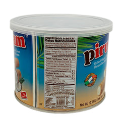 Pirucream Coconut Large Can 10.59 Oz