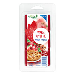 Great Scents Wax Melt - Warm Apple Pie 6 Ct.