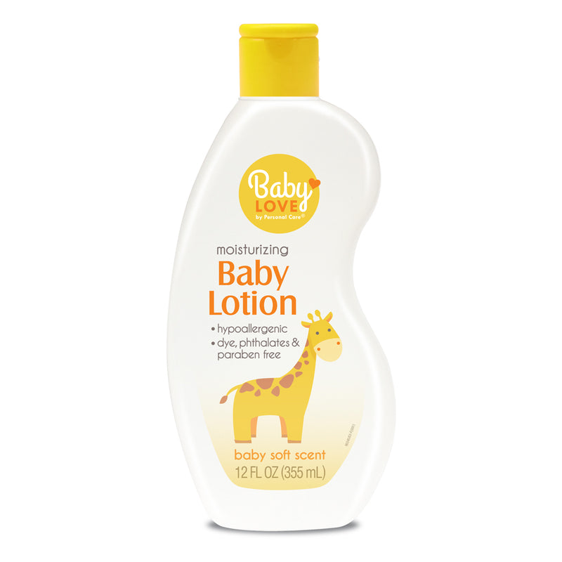 Baby Love Baby Lotion 12 Oz.