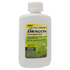 Pomada Dragon Max Strength. 2.7 Oz / 76 gr