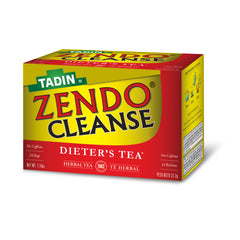 Tadin Tea Zendo Cleanse. 24 Bags. 1.18 Oz