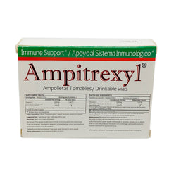 Ampitrexyl Drinkables Vials, Ampolletas Tomables, 4 Count