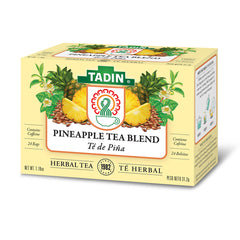 Tadin Tea Té de Piña / Pineapple Tea. 24 Bags. 1.1 Oz