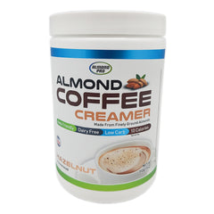 Almond Pro Almond Coffee Creamer, Hazelnut. 11 Oz