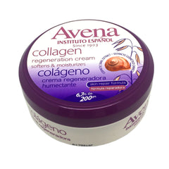 Instituto Español Avena Collagen 6.7 Fl Oz (200g).