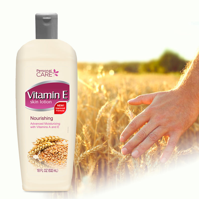 Personal Care Lotion - Vitamin E 18 oz