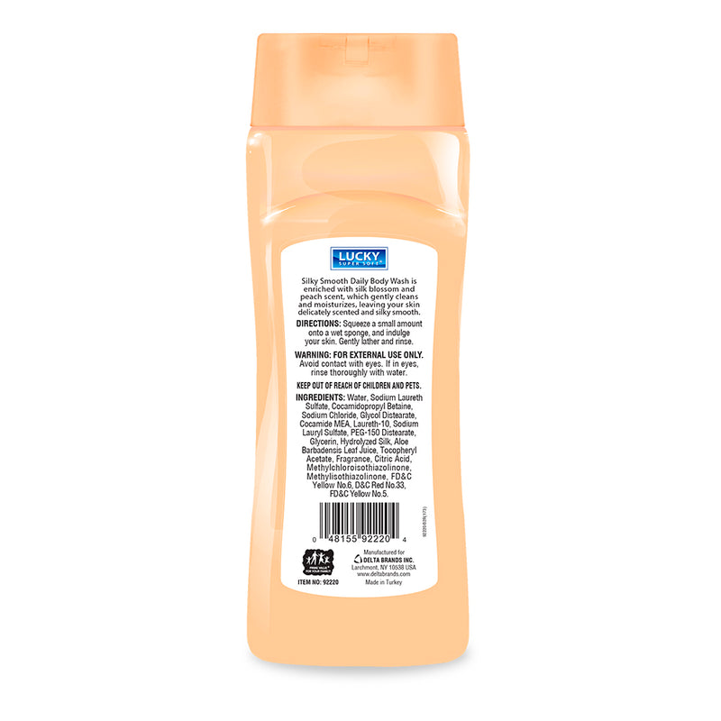 Lucky Super Soft Body Wash - Silky Smooth 12 Oz
