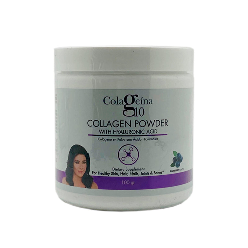 Colageina 100 Grams New Formula With Hyaluronic Acid, 100gr