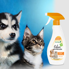 Great Scents Trigger Odor Neutralizer - Pet Fresh 13 Oz