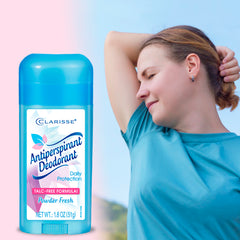 Clarisse Lady's Deodorant - Powder Fresh 1.8 oz.