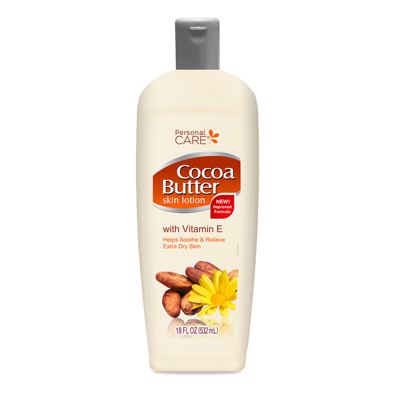 Personal Care Lotion - Cocoa Butter 18 Oz
