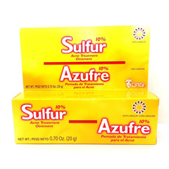 Grisi Sulfur Acne Treatment Ointment 0.70 Oz / 20 g.