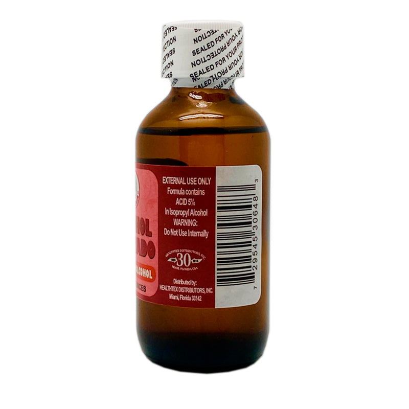 Dr Sana Alcohol Boricado 2Oz