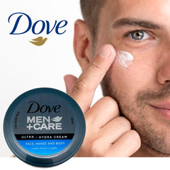 Dove Men+Care Ultra Hydrating Cream 2.5 Ounce