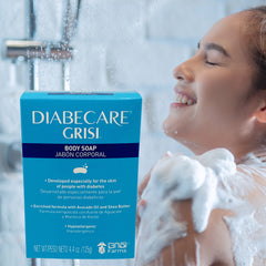 Grisi Diabecare Body Soap 4.4 oz
