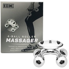 EDX - 4 Ball Metallic Mini Roller