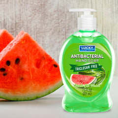 Lucky Super Soft Small Soap - Antibac Fresh Cut Melon 7.5 Oz