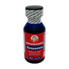 Dr Sana Mercurochrome 1 Fl Oz