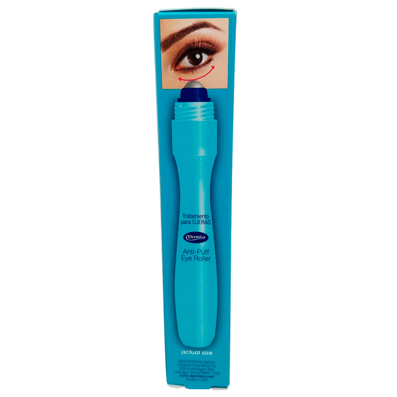 Dermisa Anti-puff Eye Roller 0.5 Fl Oz / 15 ml.