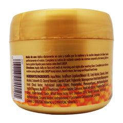 Grisi Royal Jelly Face Cream With Elastin Anti-Age 3.8 Oz / 110 g.
