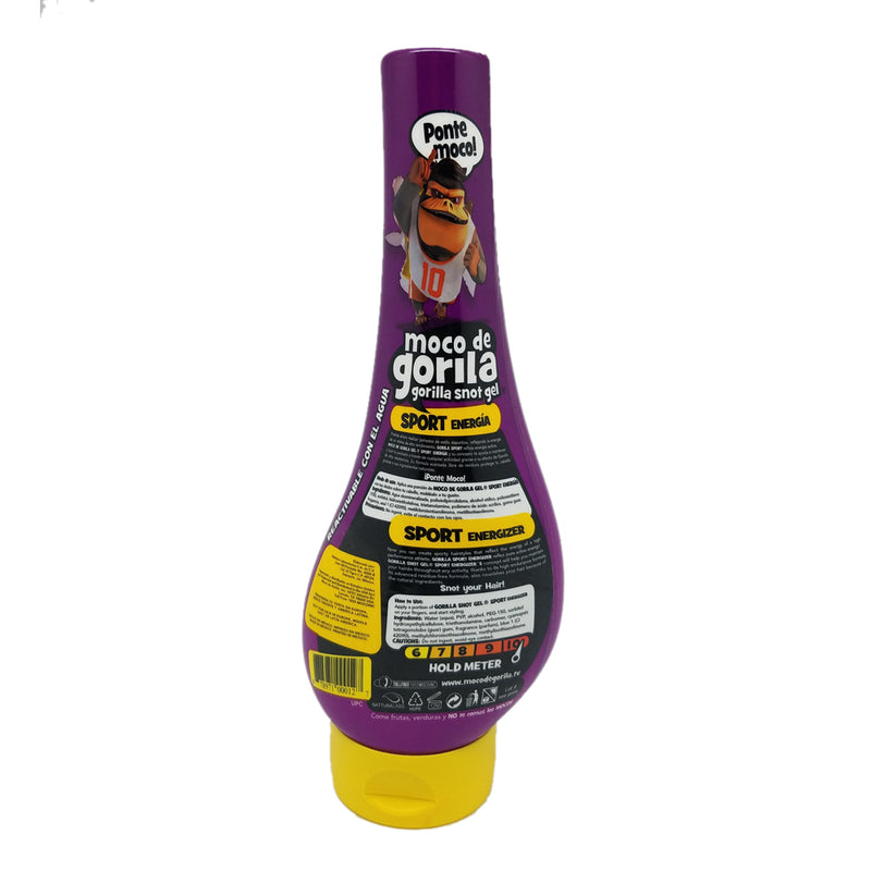 Moco De Gorila Sport ,Gel Squizz Bottle. 11.9 Oz / 340 gr