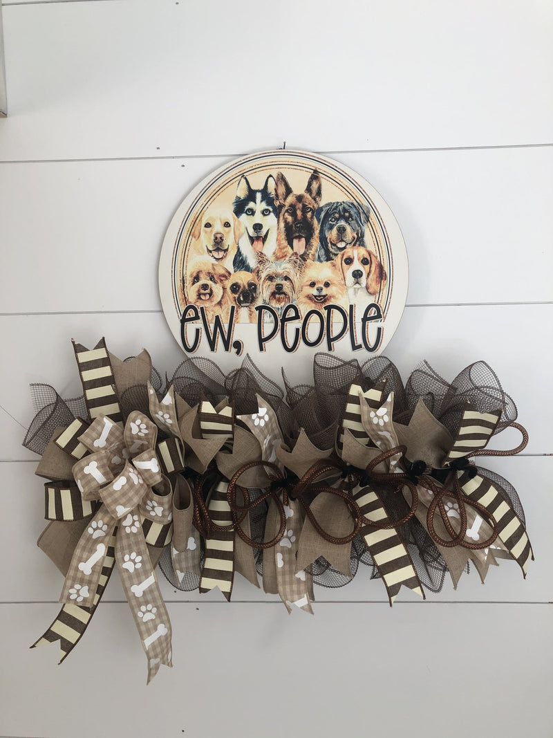 Everyday Wreath for Dog Lovers