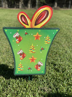 "Christmas Present- 22"" Outdoor Decoration"