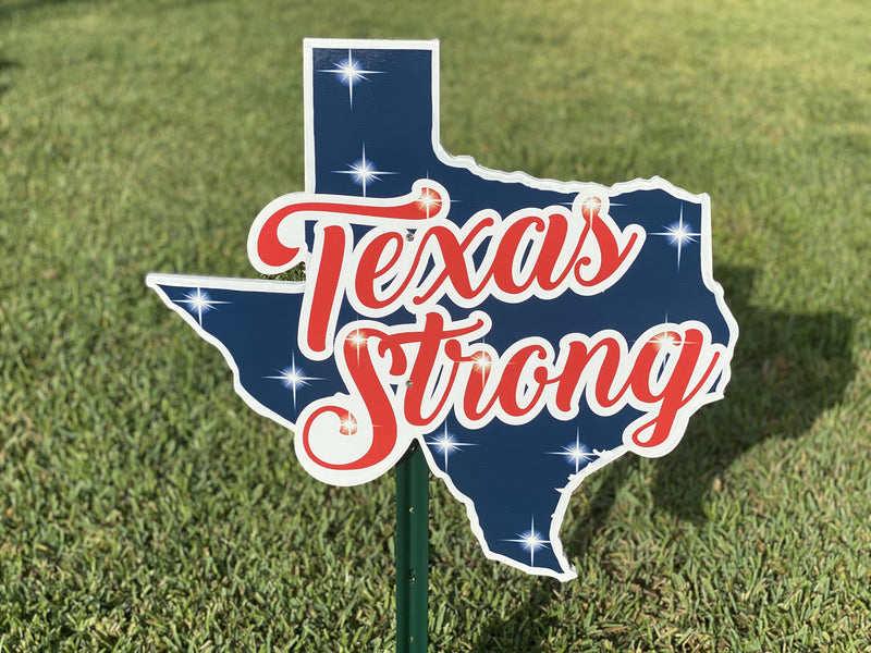 Large Texas Strong